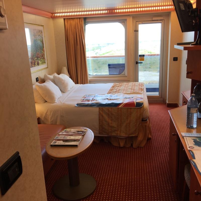 Carnival Valor cabin 1063