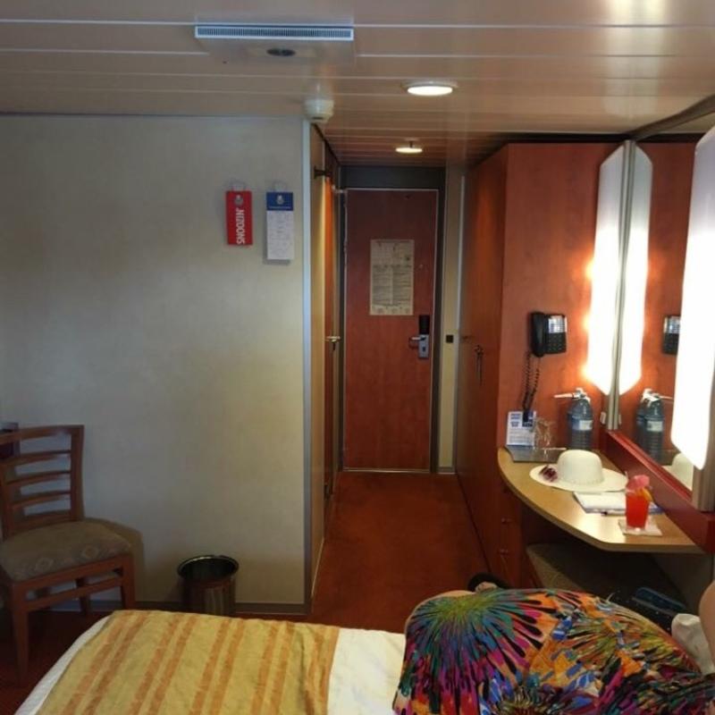 Carnival Ecstasy cabin E3