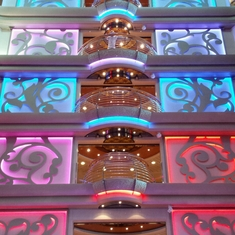 Centrum on Serenade of the Seas