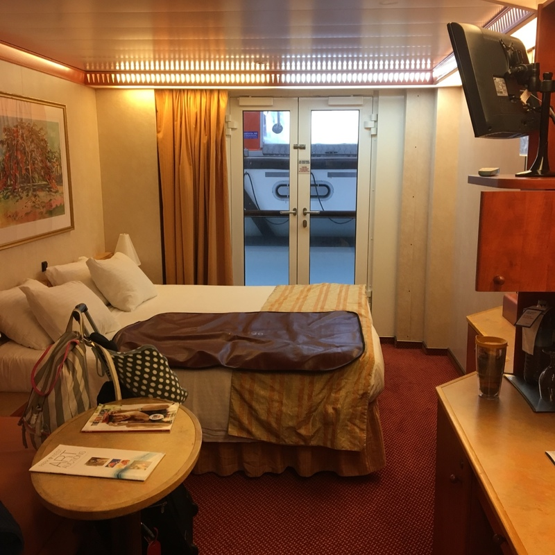 Inside Cabin 4119 On Carnival Miracle Category 4k