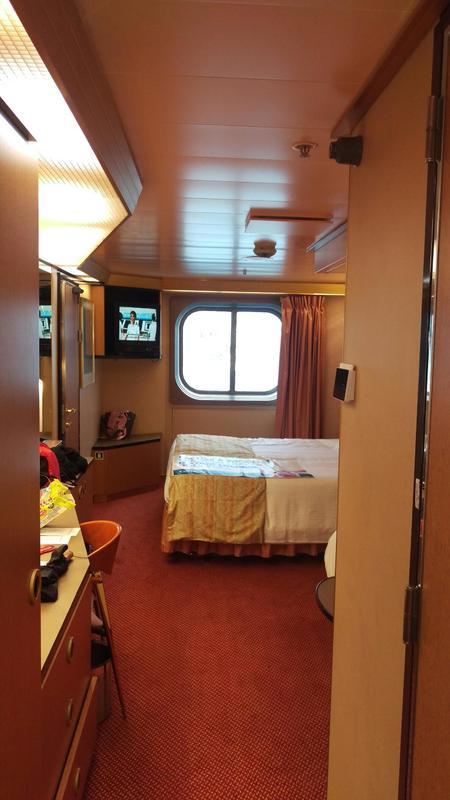 Carnival Victory cabin 2246