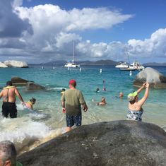 Tortola, British Virgin Islands - Virgin Gorda, BVI