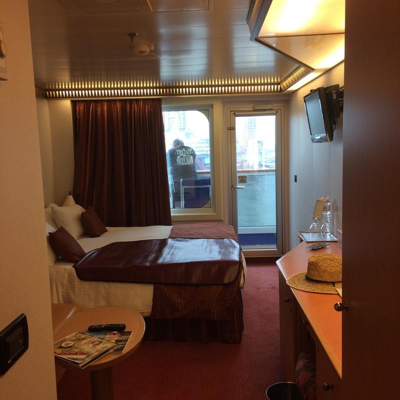 Carnival Magic cabin 9212