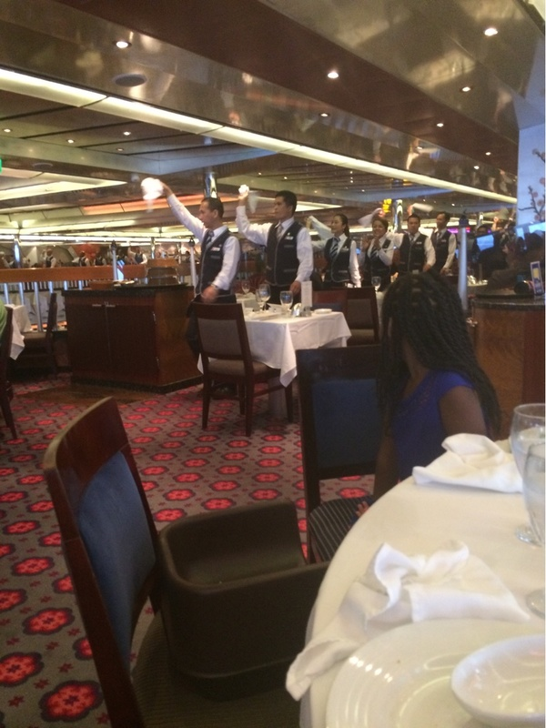 2nd Day - Carnival Glory