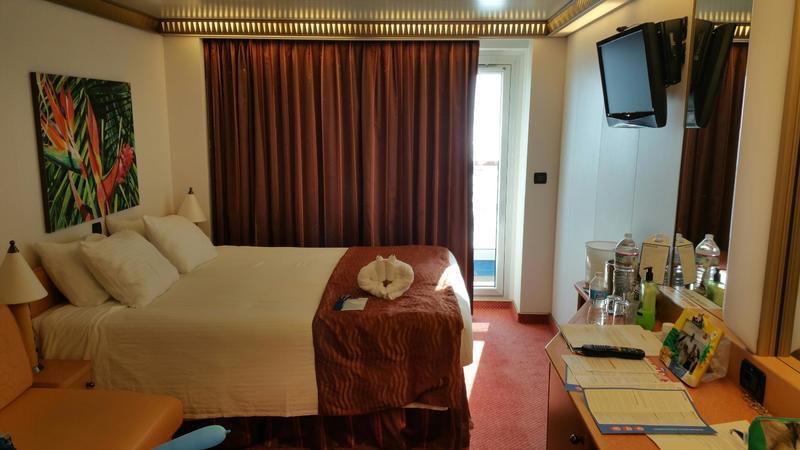 Carnival Magic cabin 6322