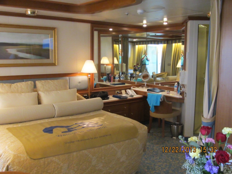 Suite D736 On Ruby Princess Category 66