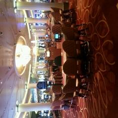 Fortune''s Casino on Celebrity Eclipse