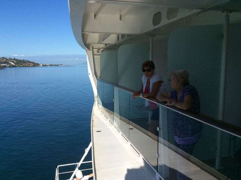 Balcony cabin 6109 on celebrity solstice category 2b for Alaska cruise balcony room