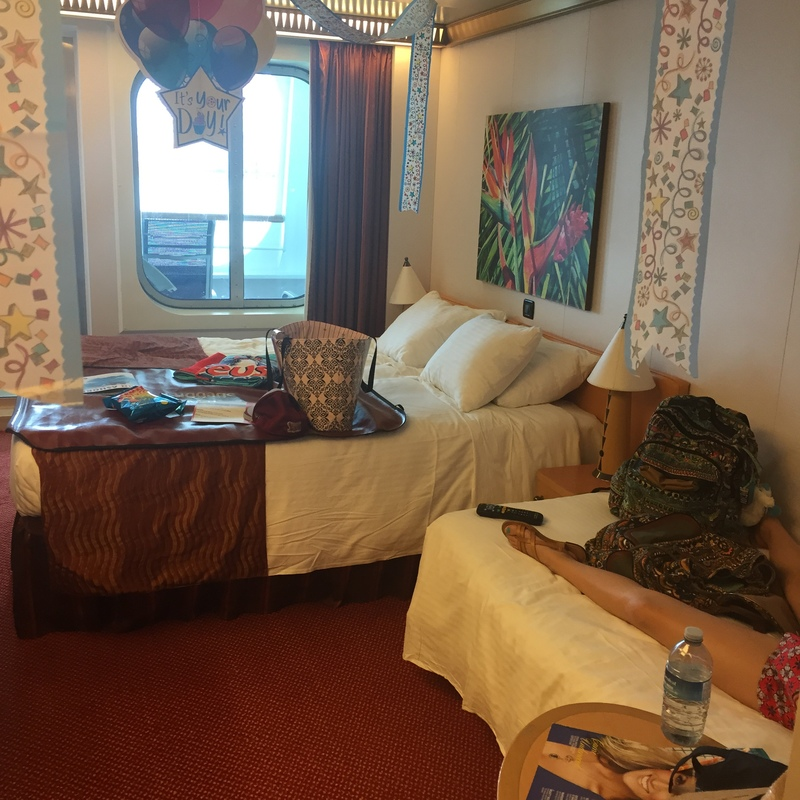 Carnival Magic cabin 2258