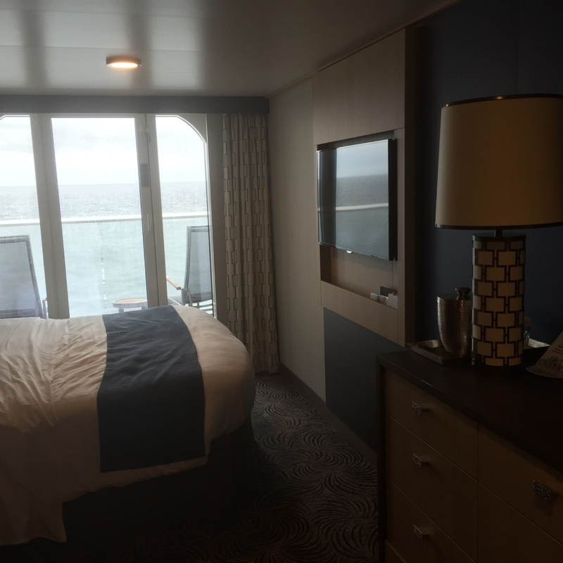 Balcony cabin 8544 on anthem of the seas category d8 for Anthem of the seas inside cabins