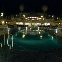 Neptune''s Reef and Pool on Caribbean Princess