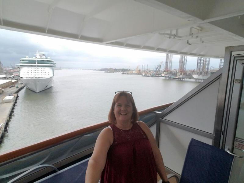 Aft View Extended Balcony Cabin Category 8n Carnival Breeze
