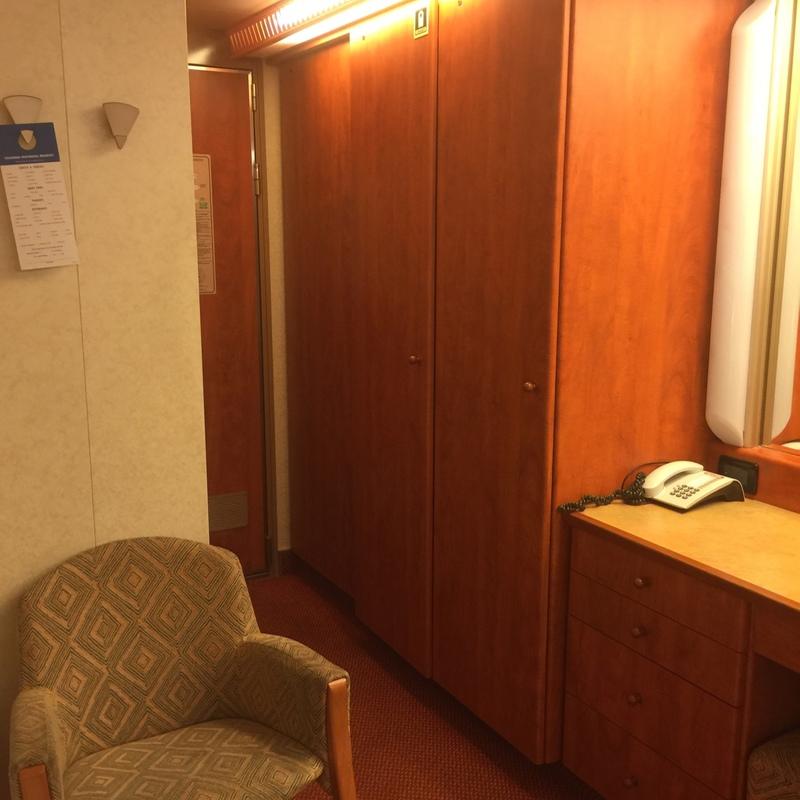 Carnival Glory cabin 2315