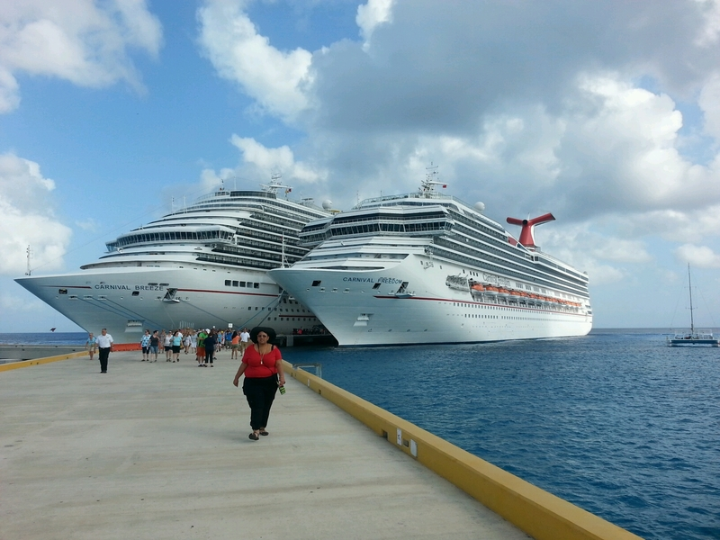 Carnival Freedom Cruises From Galveston Texas On For - Cruise out of galveston tx