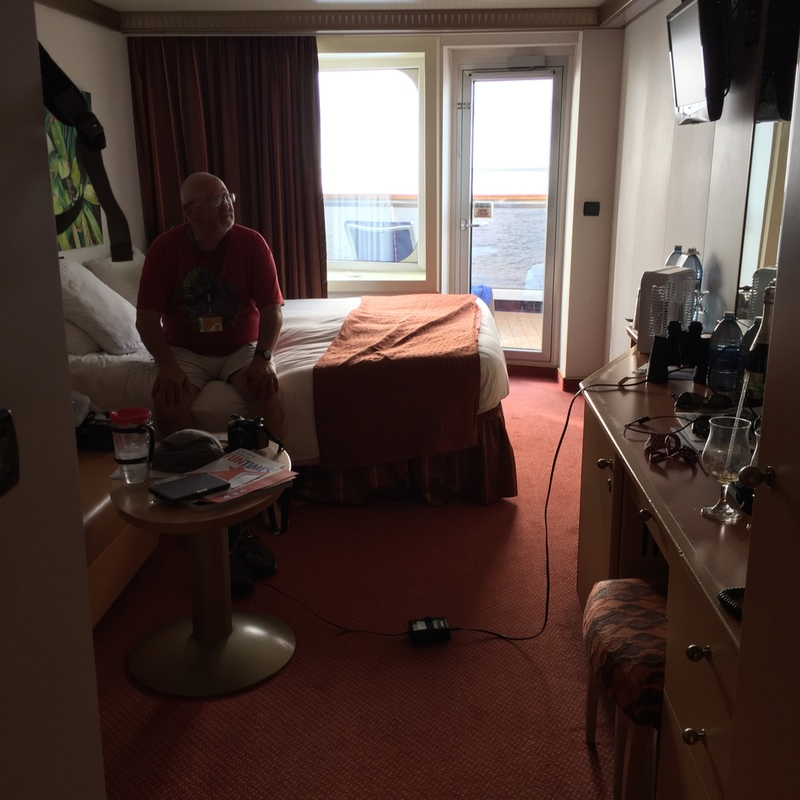 Carnival Magic cabin 8468