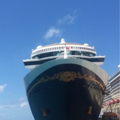 Disney Fantasy Cruise Ship Reviews And Photos Cruiselinecom - Fantasy cruise ship pictures