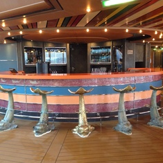 Lido Bar on Eurodam
