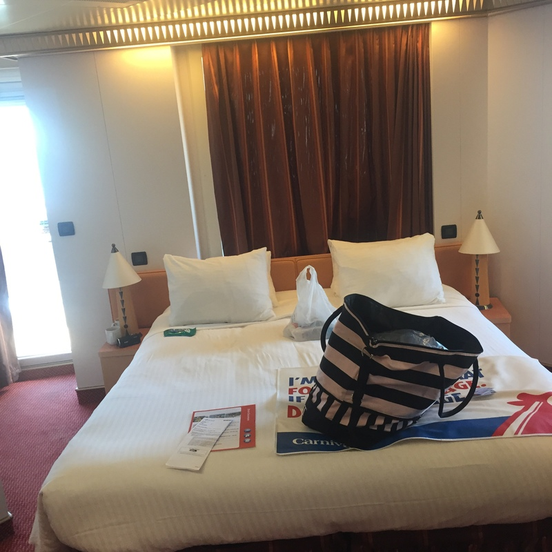 Carnival Magic cabin 7458