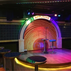 Comedy Live on Oasis of the Seas