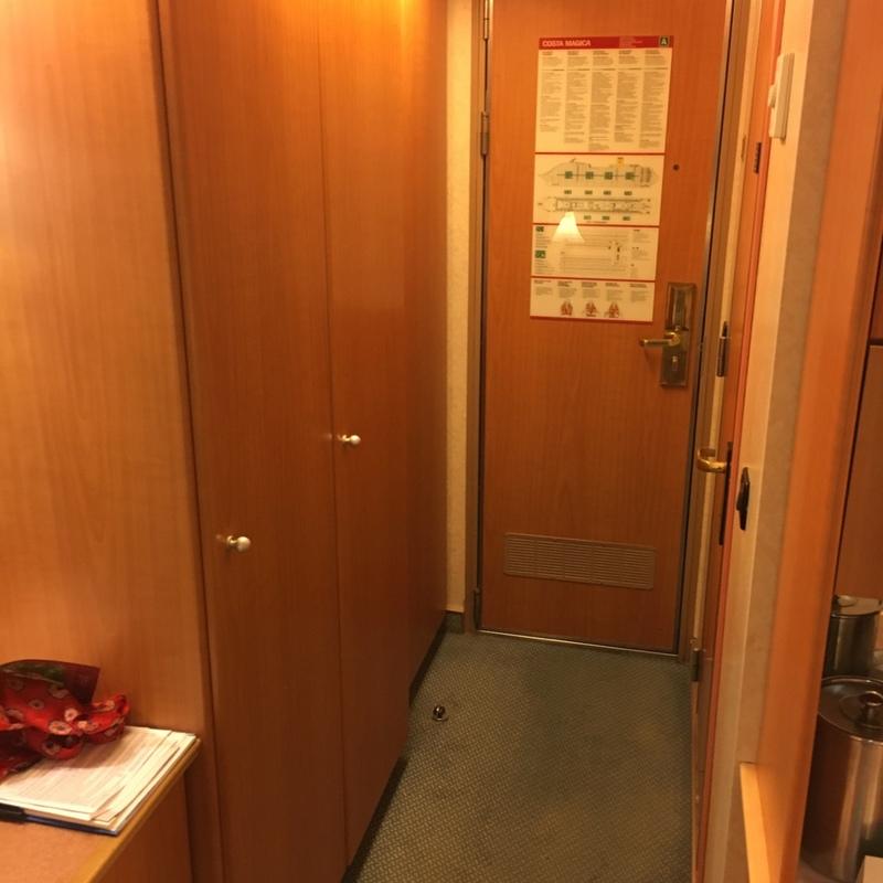 Premium Interior Stateroom on Costa Magica