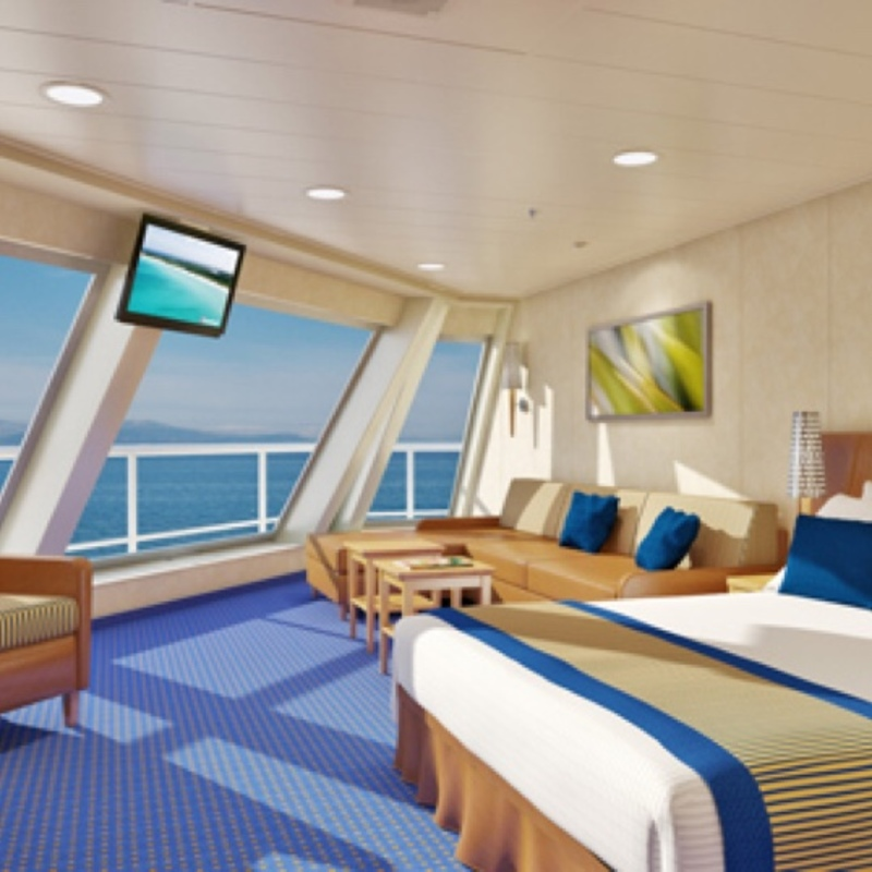 Oceanview Cabin 9201 On Carnival Conquest Category 6k