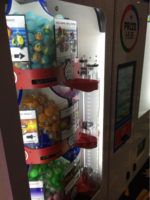 Carnival Splendor, Kids Area, Video Arcade
