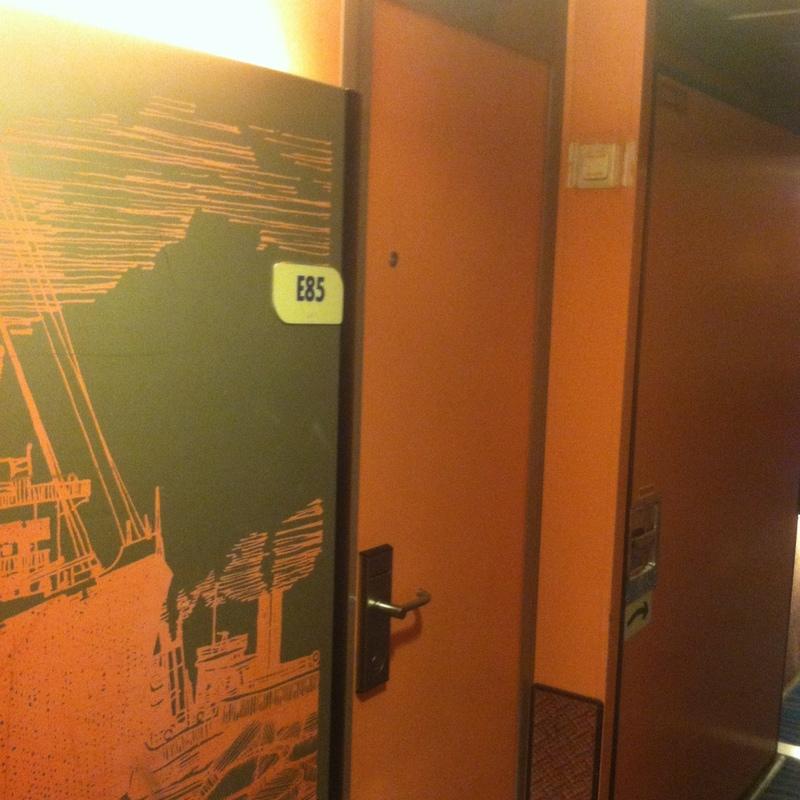 Interior Stateroom on Carnival Elation