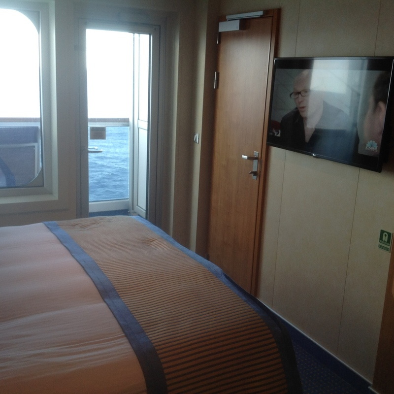 Standard Balcony Cabin Category 8g Carnival Vista