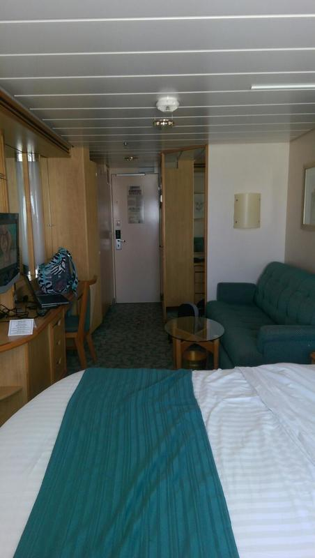 Oceanview Cabin 6502 On Liberty Of The Seas Category Sf