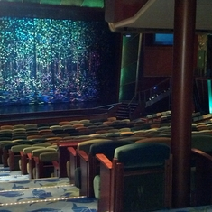 Tropical Theater on Serenade of the Seas