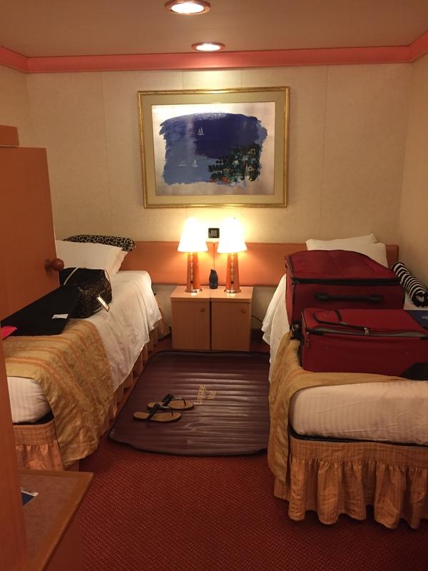 Carnival Conquest cabin 9251