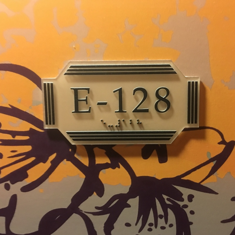 Carnival Ecstasy cabin E128