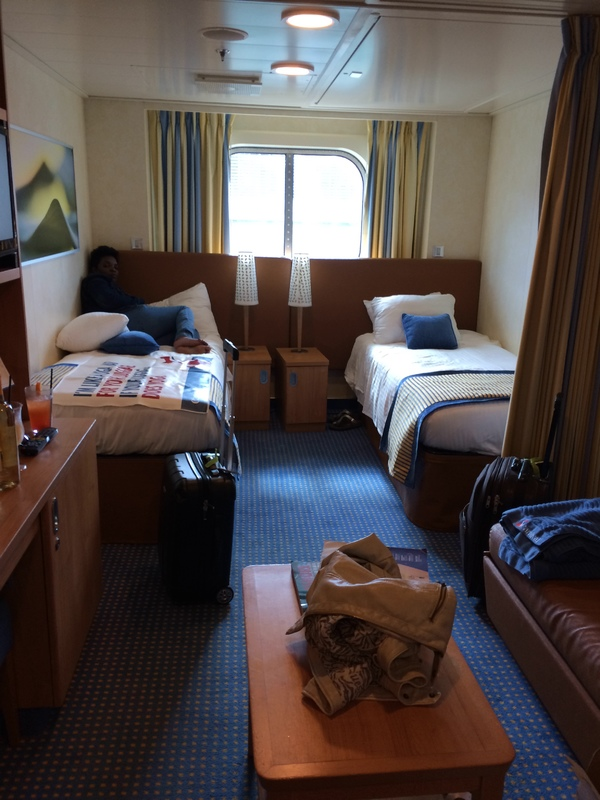 Oceanview Cabin 1402 On Carnival Breeze Category 6n