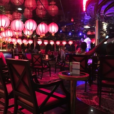 China Town Lounge on Carnival Ecstasy