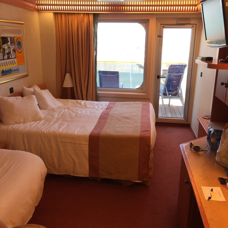 Suite 7278 on Carnival Freedom, Category U3  Carnival Freedom Staterooms