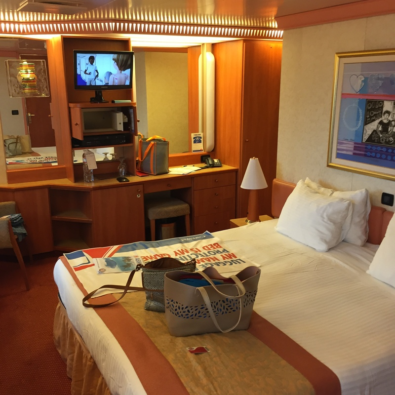 Carnival Liberty cabin 6481