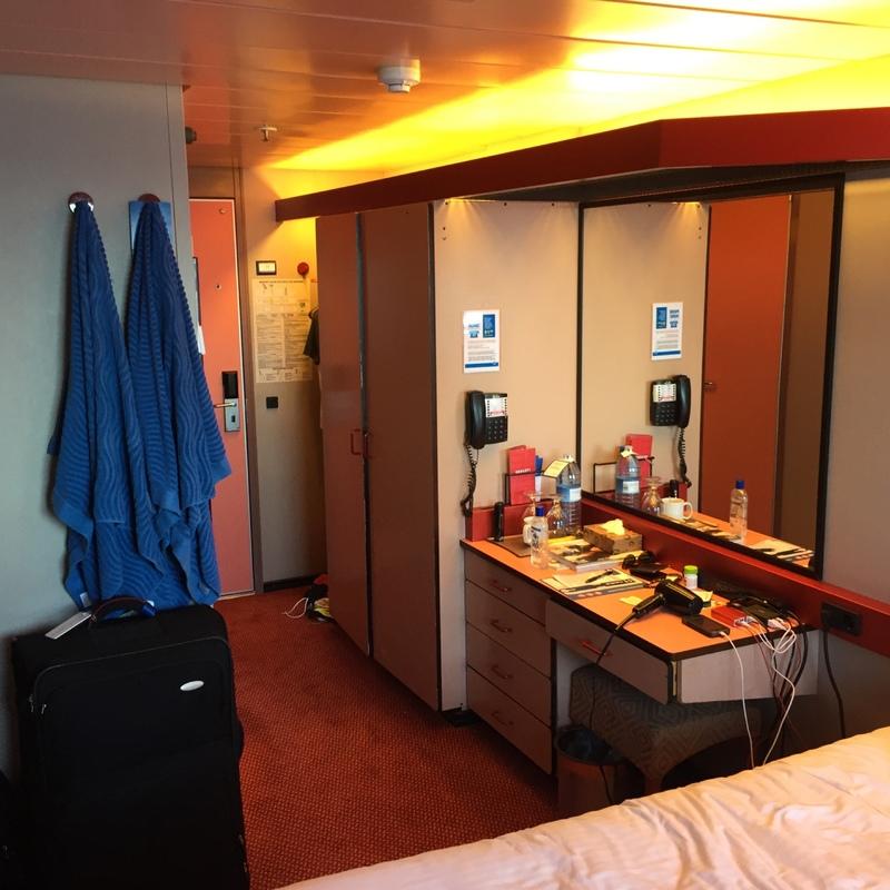 Carnival Elation cabin E147