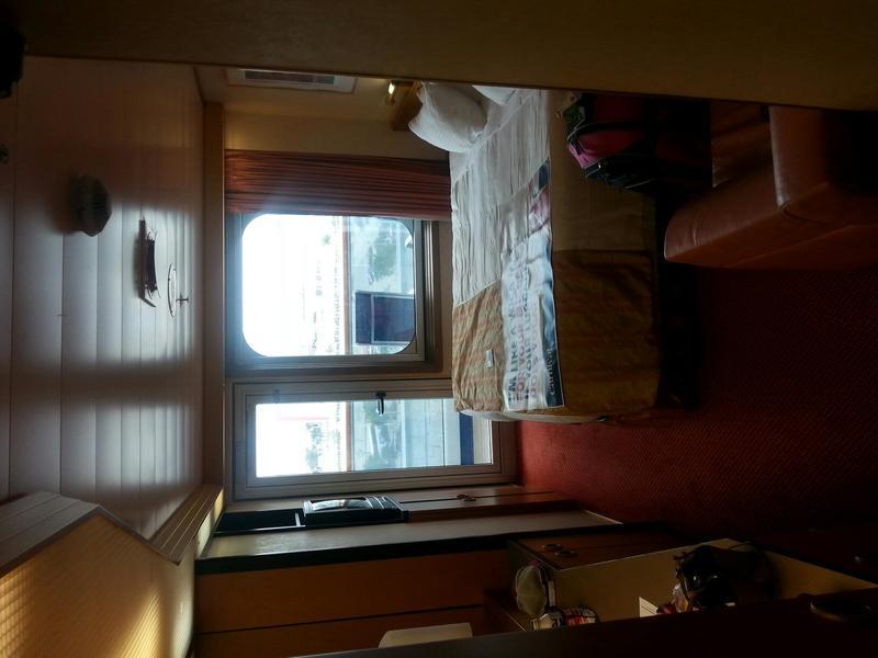 Carnival Victory cabin 7370