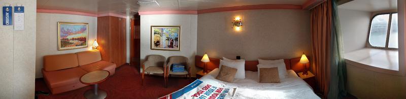 Carnival Splendor cabin 2477