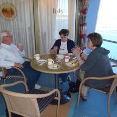 Lido Restaurant on Maasdam
