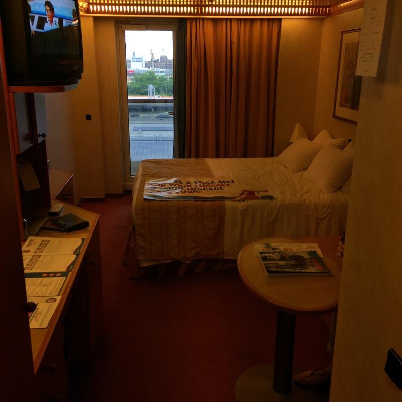 Carnival Pride cabin 8133