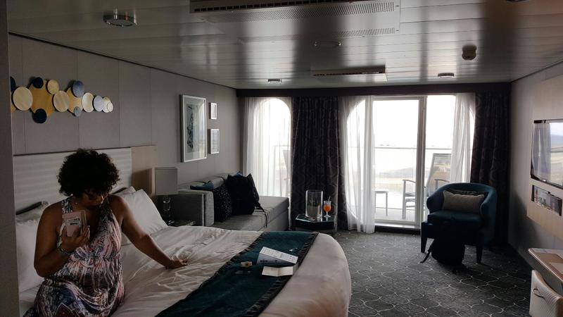 Junior Suite With Balcony Cabin Category Yu Harmony Of