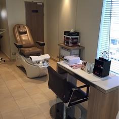 Beauty Salon on Costa Atlantica