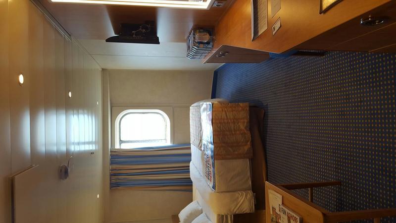 Carnival Victory cabin 2343