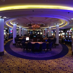 Fortune''s Casino on Celebrity Equinox