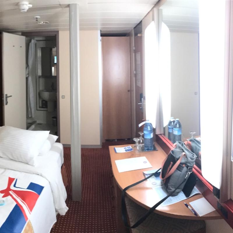 Carnival Fantasy cabin R141