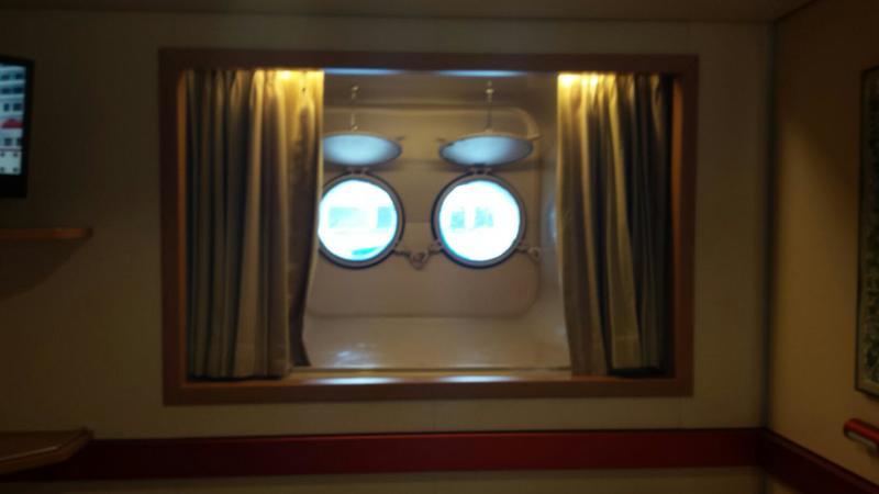 Carnival Fantasy cabin M5