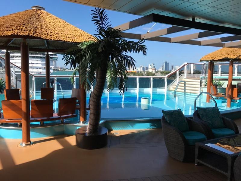 Havana Pool - Carnival Vista