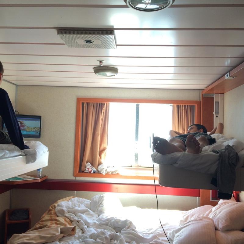 Carnival Imagination cabin E217