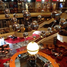Guest Services and Excursions Desk on Carnival Sunshine
